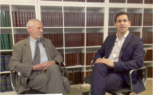 Hal Lieberman interview with Joel Cohen